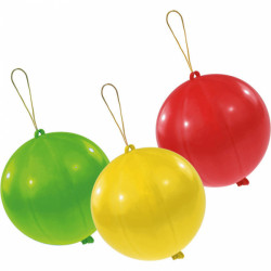Ballon Punch Ball - Lot de 3