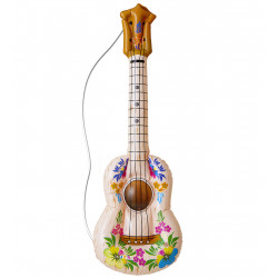 Guitare Ukulele Gonflable